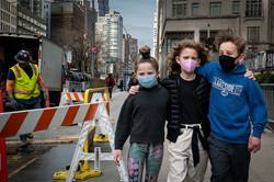 Three Kids / Upper West Side