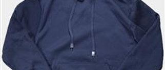 Navy Blue Fleece Pullover