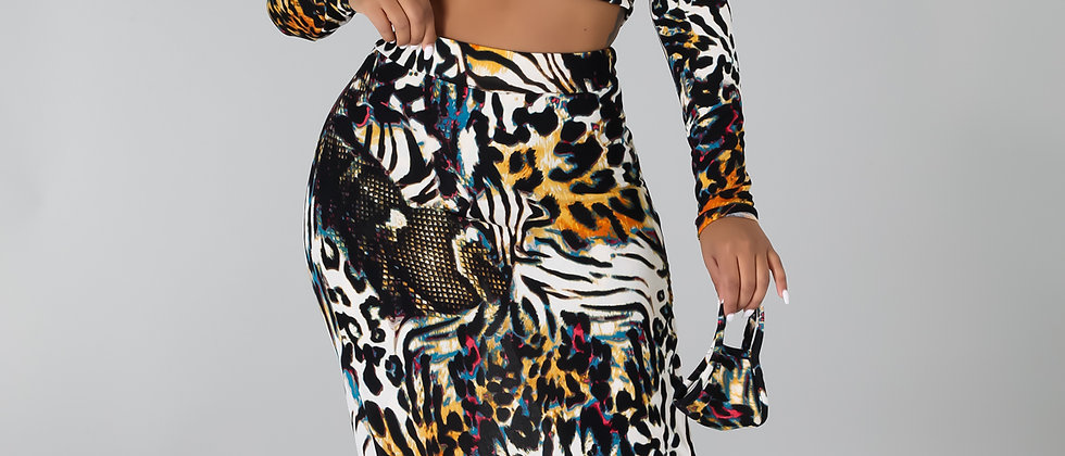 Higher Level Skirt Set