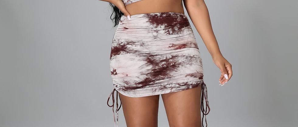 Smoking Hot Skirt Set