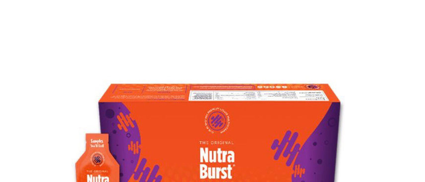 Mini Travel Size Nutra Burst