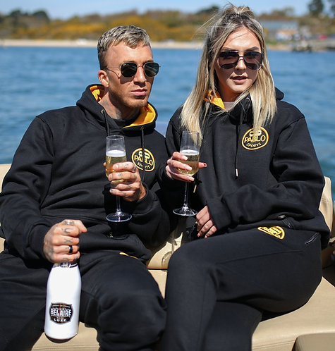 PABLO SPORTS  HOODED TRACK SUIT - FULL