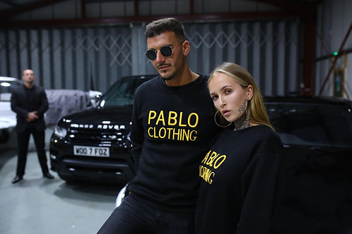 Pablo Clothing 3D Sweater