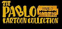 Pablo cartoon collection logo