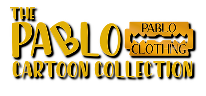 The Pablo Cartoon collection logo