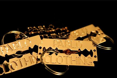 Pablo Clothing Key ring