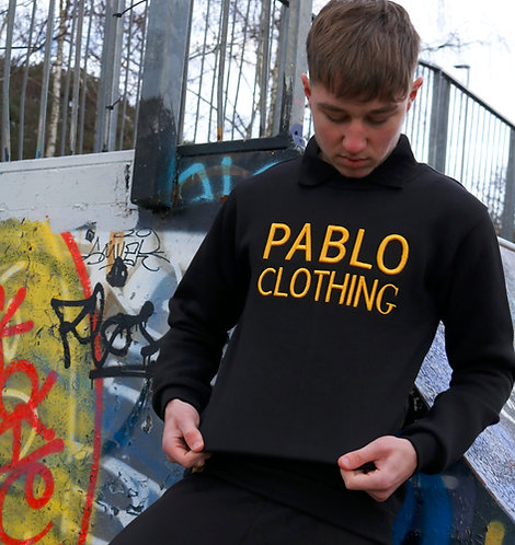 Pablo 3D Youth sweater