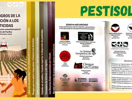 Manejo de Pesticidas: una apuesta de CHWCMR para educar a los Trabajadores del Campo