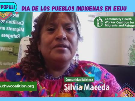 Dia de los Pueblos Indigenas en EEUU