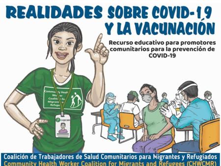 Realidades sobre el Covid-19 y la vacunacion