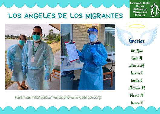 Los Angeles de los Migrantes y Refugiados