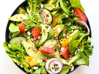 Winter Citrus Farro Salad