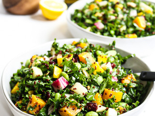 Fall Chopped Superfood Salad