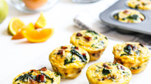 Harvest Frittata Cups