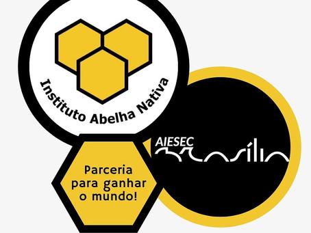 Convênio com o AIESEC