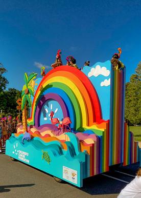 Moomba - Children's Cancer Foundation Float