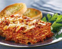 Lasagna with Meat