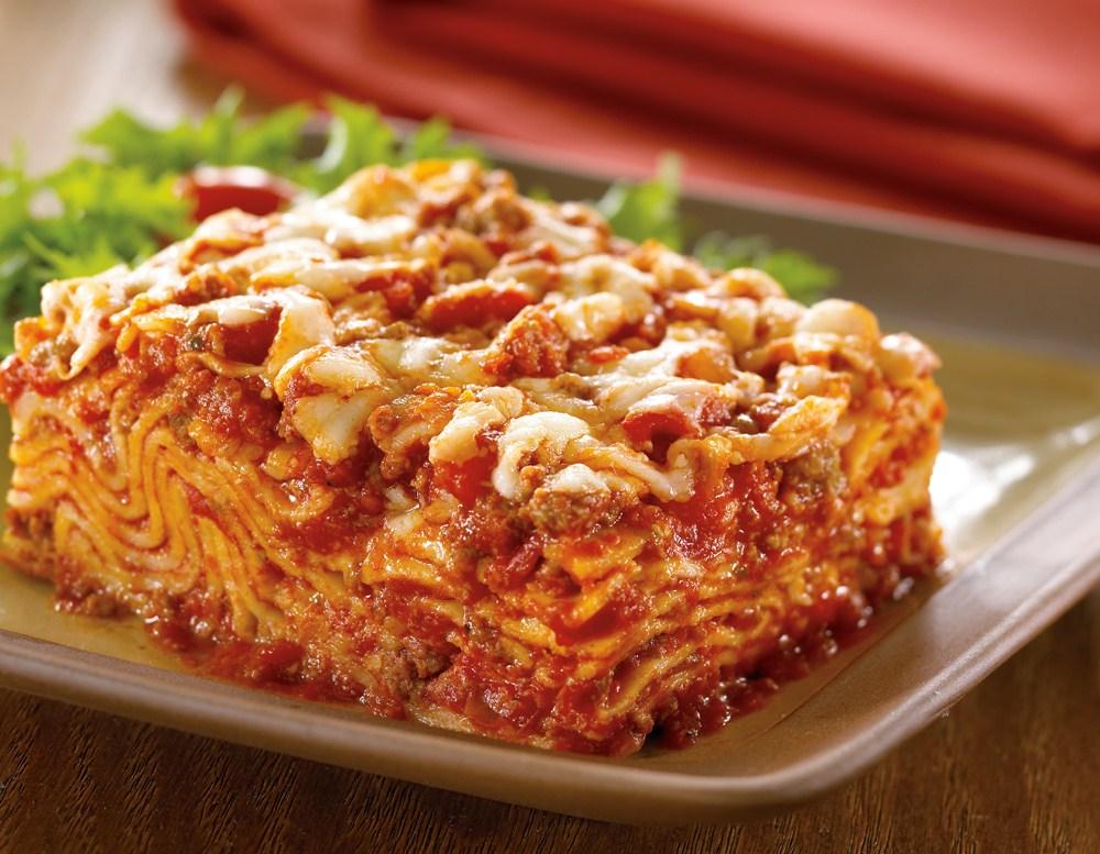 Deluxe Lasagna