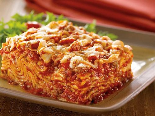 Deluxe Lasagna Italian Style Frozen