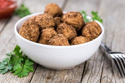 Mini Italian Meatballs