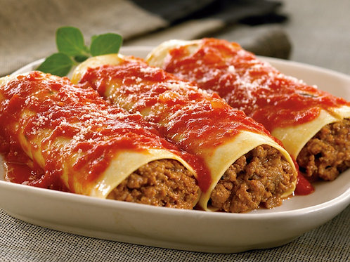 Fresh Cannelloni with Meat