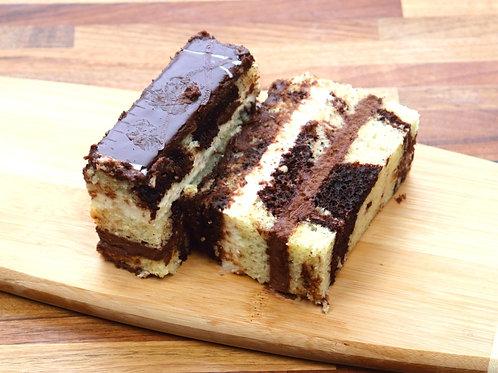 Tuxedo Truffle Mouse Cake