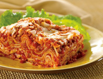 Lasagna Bolognese with Three Cheeses 376
