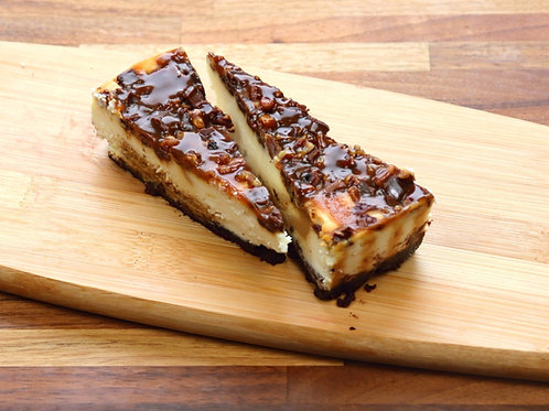 Turtle Cheesecake