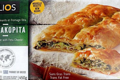Ilios Spanakopita Spinach Pie With Feta
