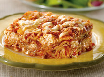 Lasagna Bolognese with Ricotta Cheese 37