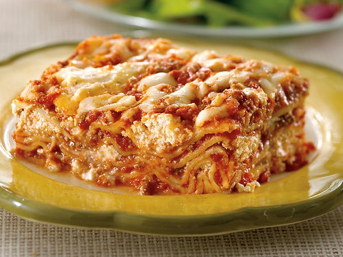 Lasagna Bolognese with Ricotta Cheese