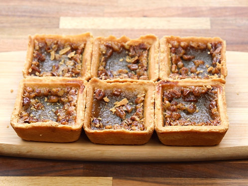 Pecan Butter Squares