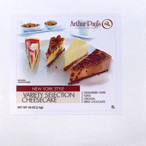 Arthur Paul's Cheesecake Variety Pack