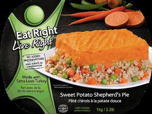 Frozen Sweet Potato Shepherd's Pie