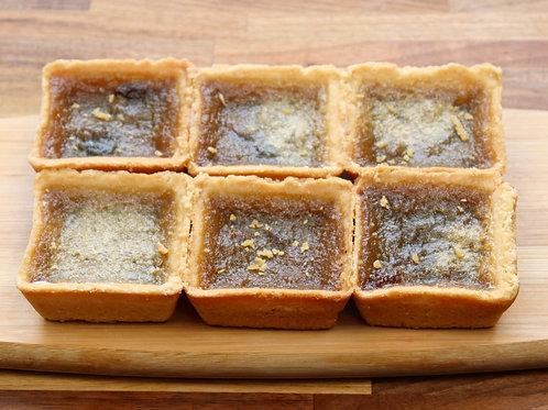 Raisin Butter Squares