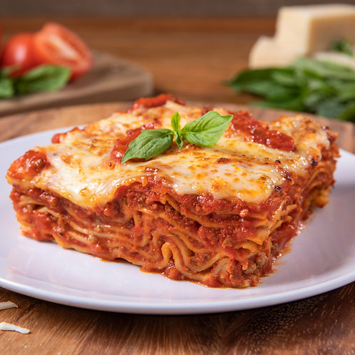 Fresh Lasagna with Meat