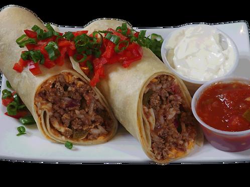 Fresh Burritos (4 per tray)