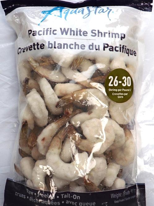 Ocean Jewel 26/30 Cooked White Shrimp