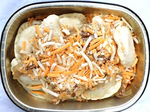 Fresh Cheddar Potato Perogies