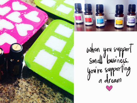 My journey…. Essential Oils to Beautycounter
