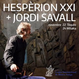Hespèrion XXI & Jordi Savall | 24 Nov 2018