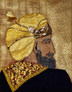 Portrait of a Turban