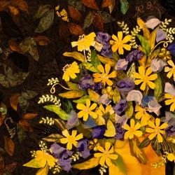 Yellow Vase, Detail