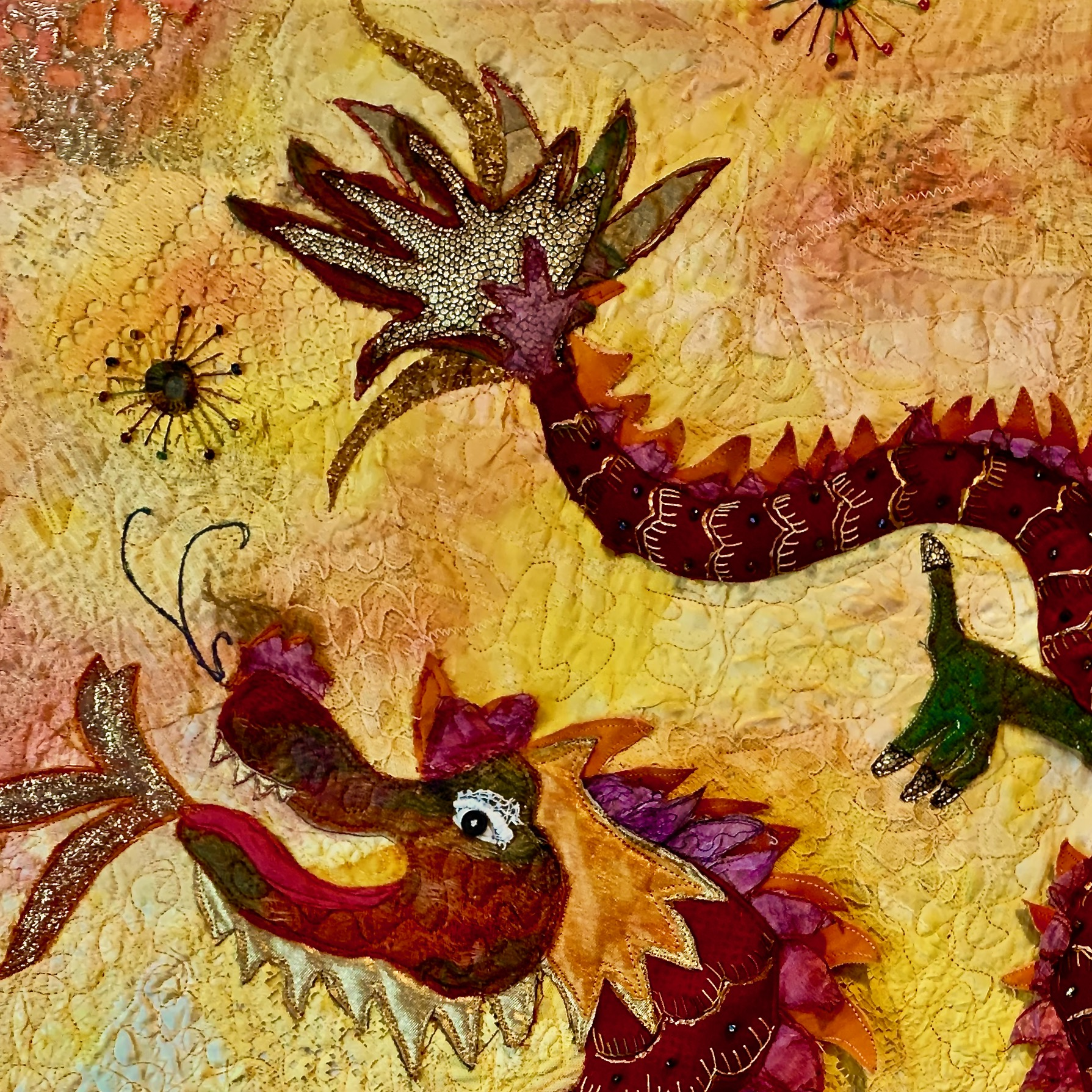 Year of the Dragon, Detail