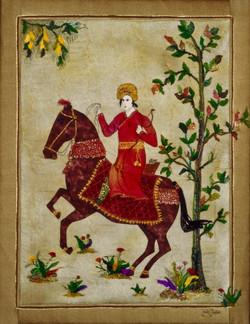 Prince on Horseback