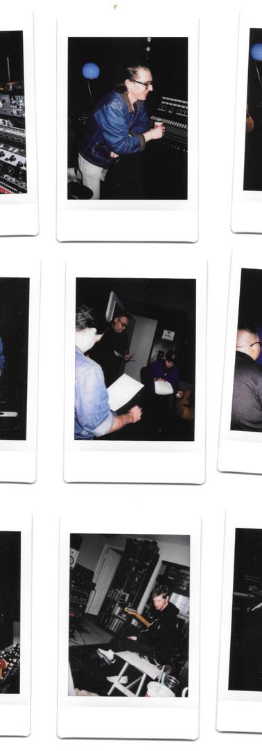 BTS: In The Studio