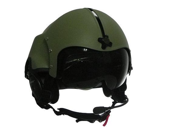 Standard helmet with visor