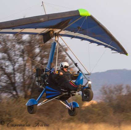 """""""Well worth every cent. I picked up a second hand one last year for my microlight. Not looking back! Best helmet ever! Very comfy!"""" Ryno Albrecht"""
