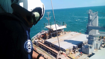 South African Harbour Authority offshore