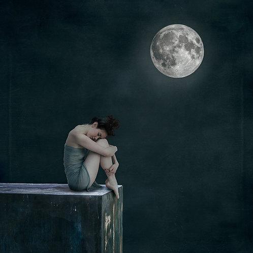 Under the moonlight - Alu/plexi